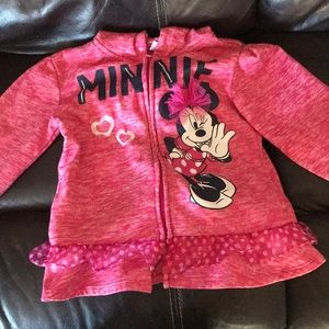 Minnie the mouse sweater